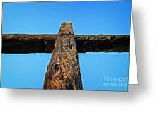 Ventura Cross Greeting Card