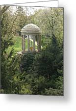 Venus Temple Greeting Card