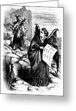 Victoria Claflin Woodhull (1838-1927) Greeting Card