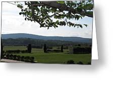 Vineyards In Va - 12124 Greeting Card