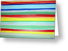 Wall Color Greeting Card