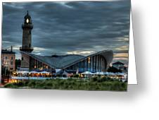 Warnemuende Greeting Card