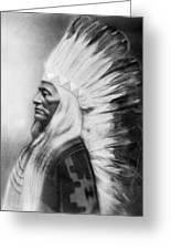 Washakie (1804-1900) Greeting Card