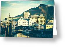 Waterfront Greeting Card
