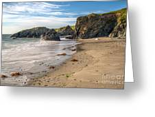 Welsh Coast Greeting Card