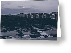 West Beach Lossie Greeting Card