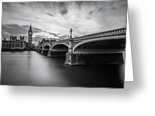 Westminster Serenity Greeting Card