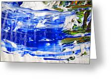 Wet Paint 54 Greeting Card