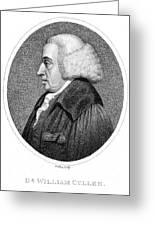 William Cullen (1710-1790) Greeting Card