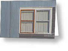 Windows Greeting Card by Jim Wright