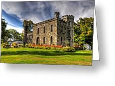 Winnekenni Castle V2 Greeting Card