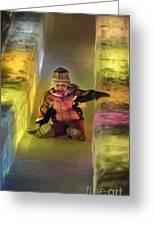 World Ice Art Championships, Child Greeting Card