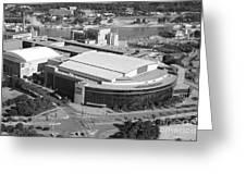 Xcel Energy Center In St. Paul Minnesota Greeting Card