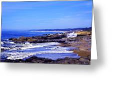 Yachats Oregon 2013 Greeting Card