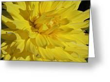 Yellow Day Greeting Card