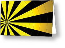 Yellow Jacket Greeting Card