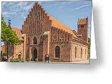 Ystad Monastery Greeting Card