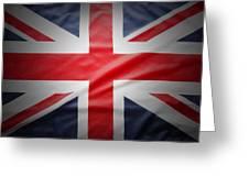British Flag 17 Greeting Card
