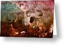 Carlsbad Cavern Greeting Card