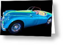 Jaguar Greeting Card