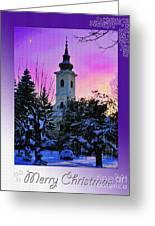 Christmas Card 23 Greeting Card