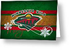 Minnesota Wild Greeting Card