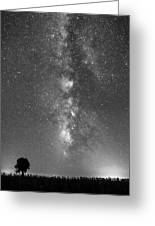 Starry Sky At Alentejo Greeting Card