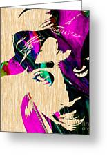 Tupac Collection Greeting Card