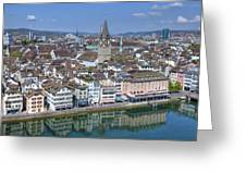 Zurich Greeting Card
