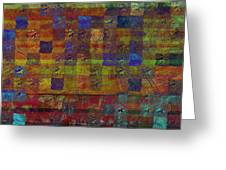 1030 Abstract Thought Greeting Card