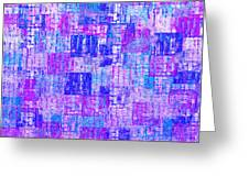 1065 Abstract Thought Greeting Card