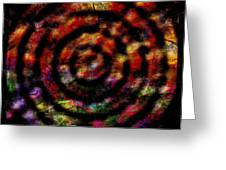 1066 Abstract Thought Greeting Card