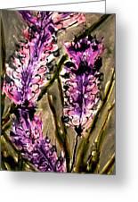 Heavenly Flowers Greeting Card