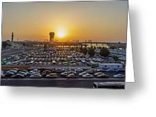 Jeddah Greeting Card