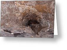 Jewel Cave Jewel Cave National Monument Greeting Card