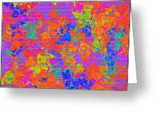 1115 Abstract Thought Greeting Card