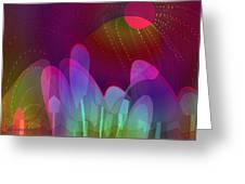 1132 - Nightbloom Greeting Card