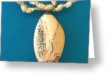 Aphrodite Urania Necklace Greeting Card