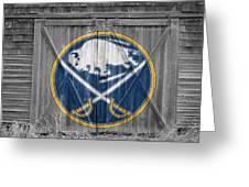 Buffalo Sabres Greeting Card