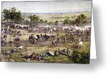 Civil War Gettysburg Greeting Card