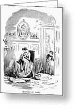 Dickens: David Copperfield Greeting Card