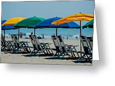 Myrtle Beach South Carolina Greeting Card
