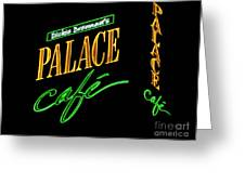 Neon New Orleans Greeting Card