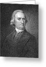 Samuel Adams (1722-1803) Greeting Card