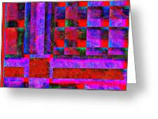 1227 Abstract Thought Greeting Card