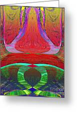 1232 Abstract Thought Greeting Card