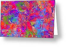 1248 Abstract Thought Greeting Card