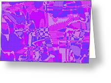 1250 Abstract Thought Greeting Card