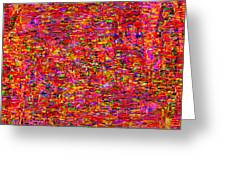 1251 Abstract Thought Greeting Card