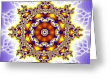 The Kaleidoscope Greeting Card